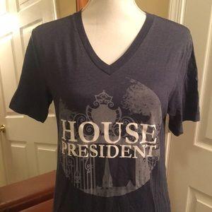 House president tee